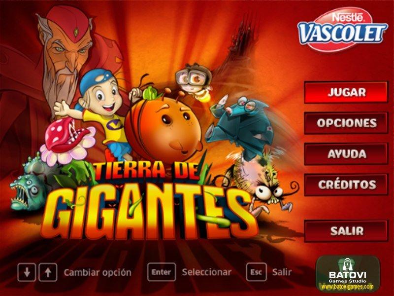 Requechando: Vascolet 4 - Tierra de gigantes Juego para XO