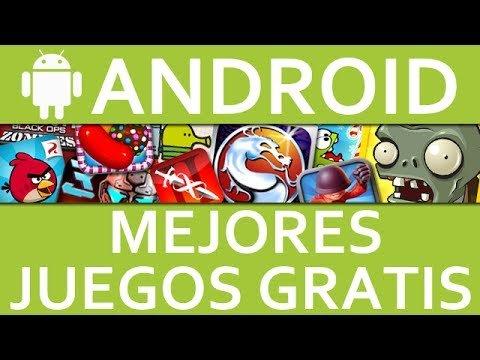 Top 10 De Los Mejores Juegos Gratis Para Android Demian